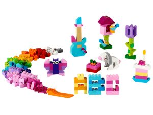 accessori colorati creativi lego 10694
