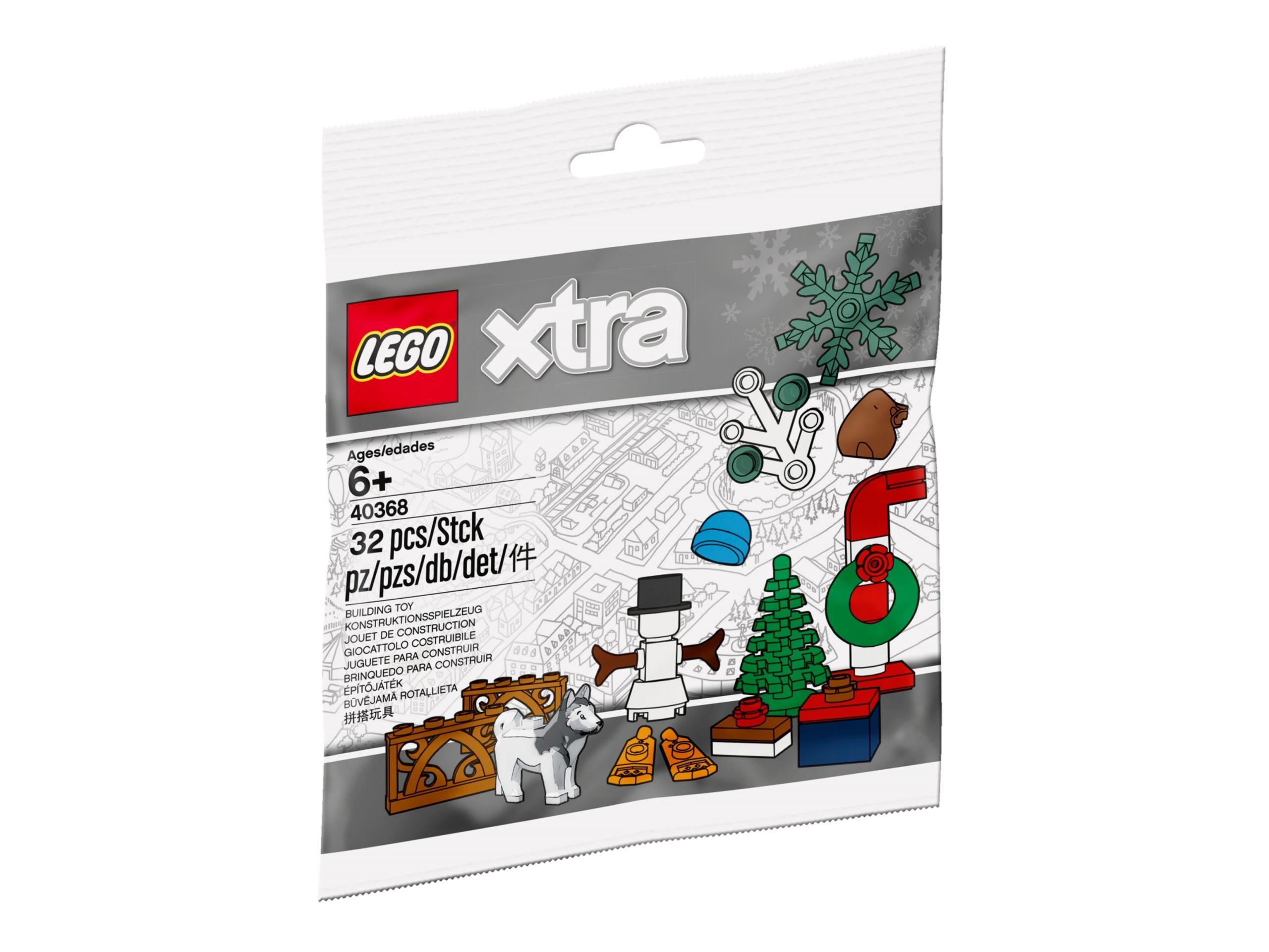 accessori di natale lego 40368 xtra scaled