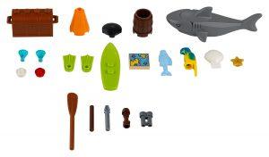 accessori marini lego 40341 xtra