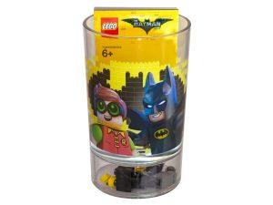 bicchiere di batman lego 853639 batman movie