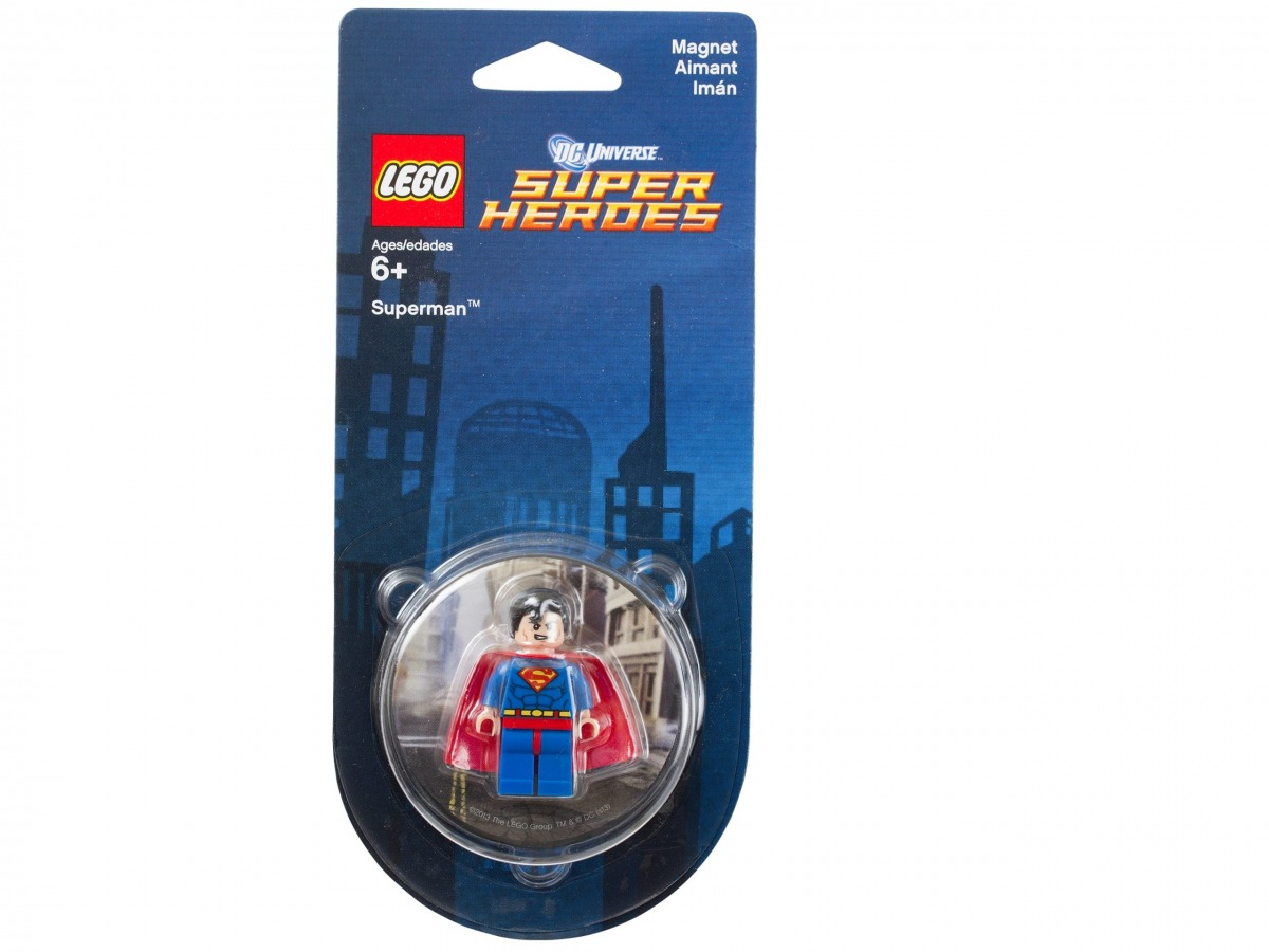 calamita di superman lego 850670 dc universe super heroes scaled