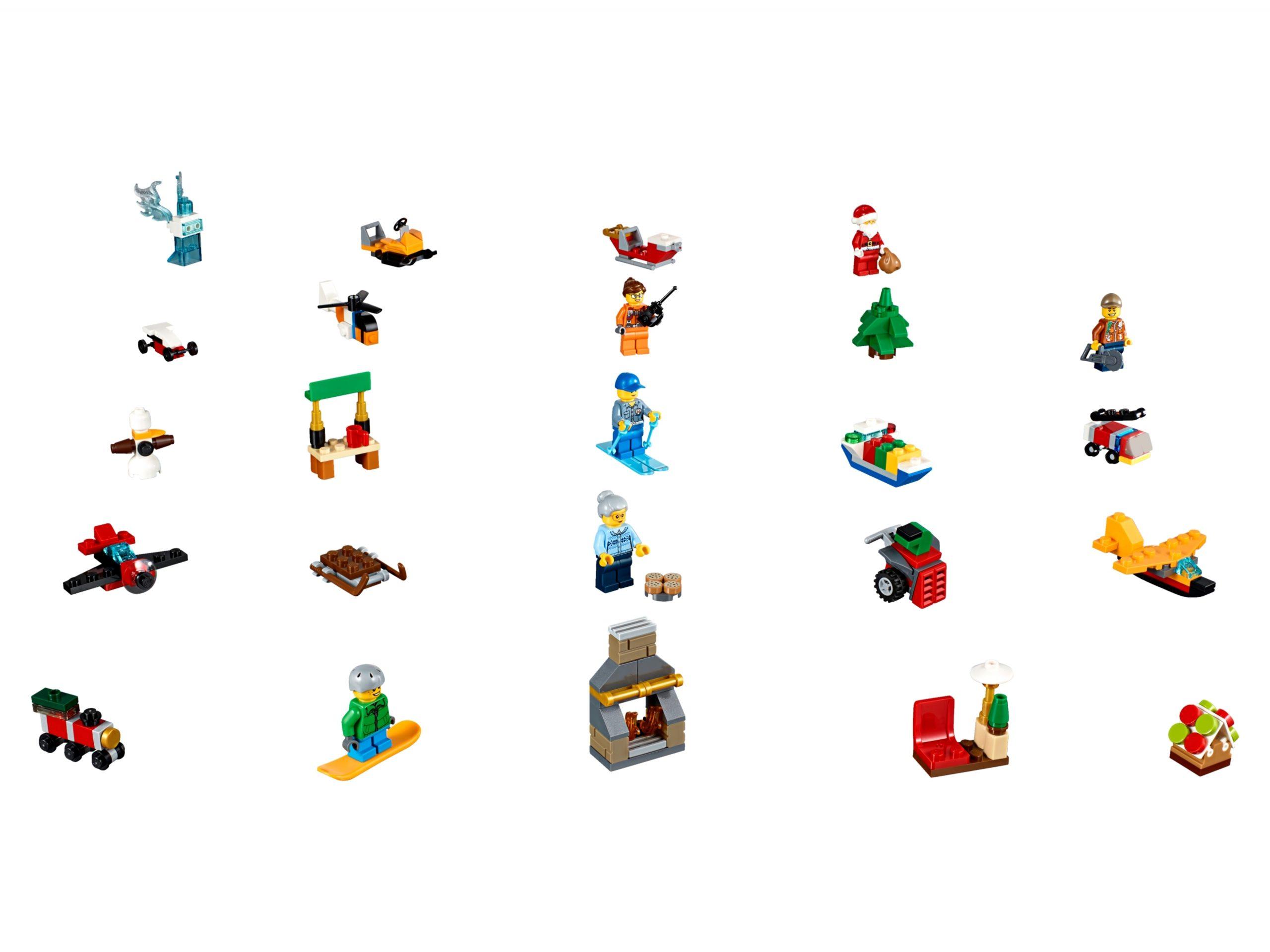 calendario dellavvento di lego 60155 city scaled