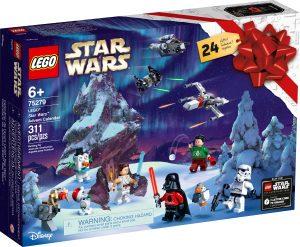 calendario dellavvento lego 75279 star wars