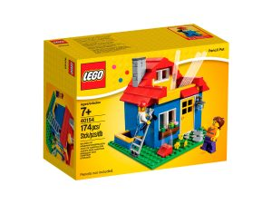 casa porta matite lego 40154