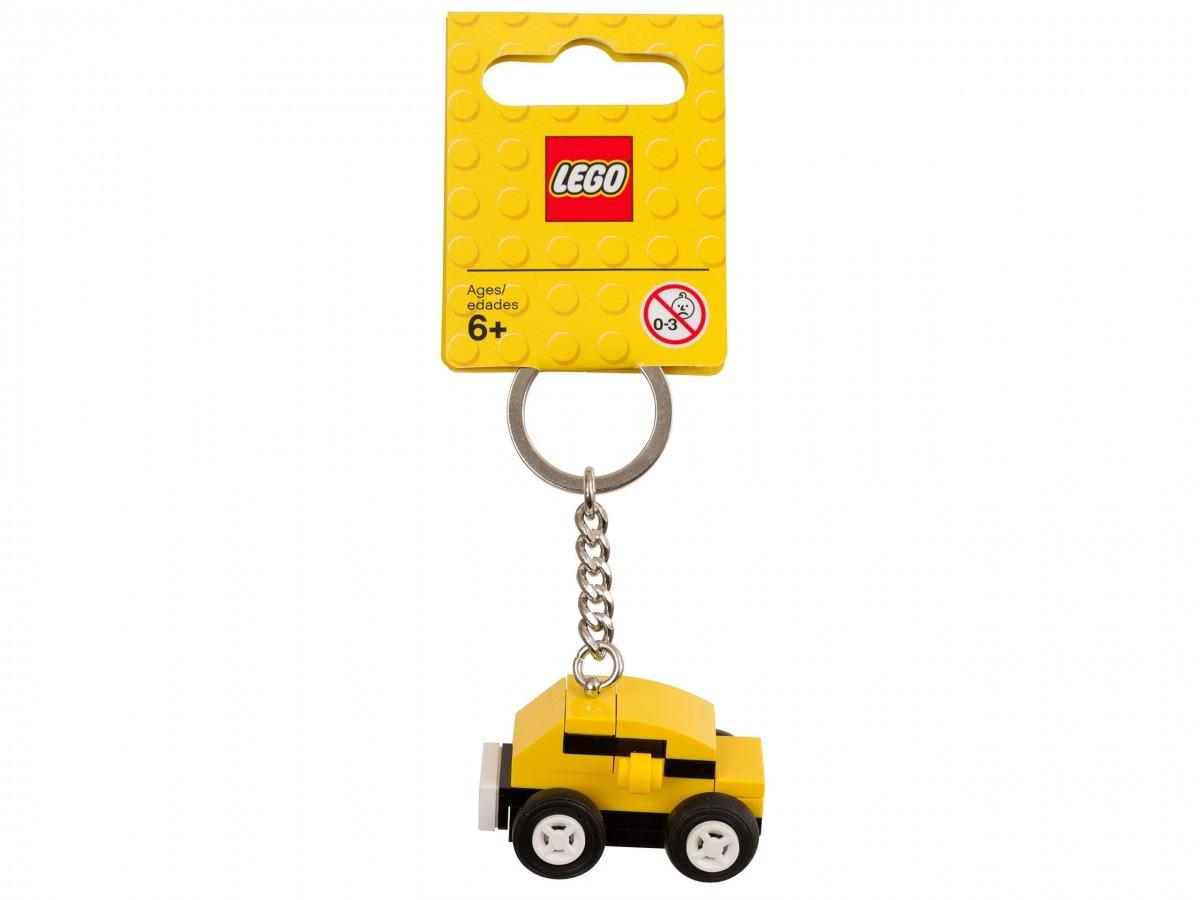 ciondolo auto gialla lego 853573 scaled