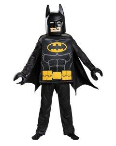 costume di batman deluxe lego 5006027