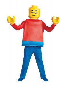 costume di uomo lego 5006012 deluxe