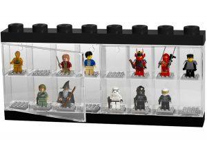 espositore per 16 minifigure lego 5005375