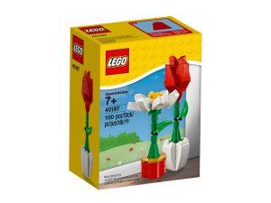 fiori lego 40187