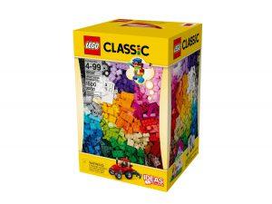 grande scatola creativa lego 10697