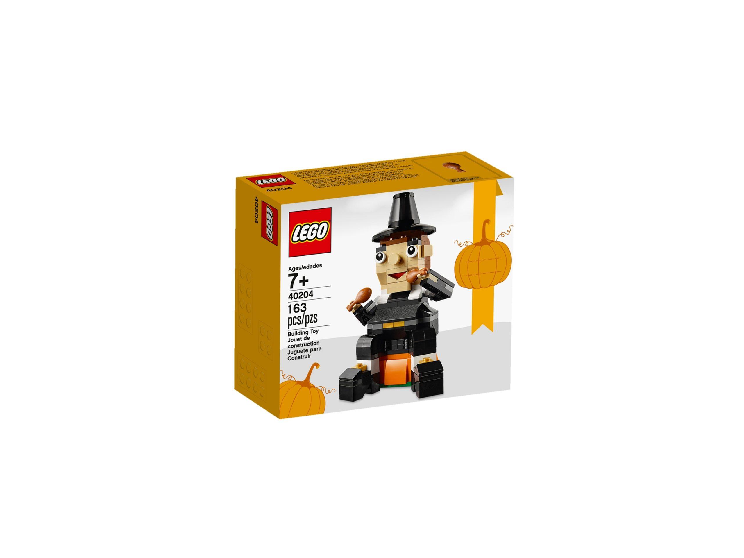 il banchetto del pellegrino lego 40204 scaled
