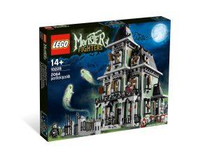 lego 10228 la casa abitata dai fantasmi
