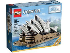 lego 10234 sydney opera house