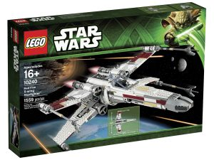 lego 10240 red five x wing starfighter