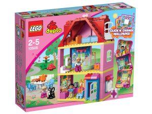 lego 10505 la casa rosa