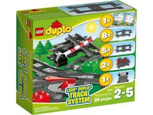 lego 10506 set accessori ferrovia