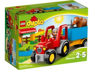 lego 10524 il trattore