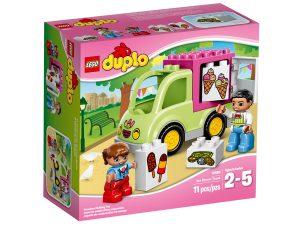 lego 10586 furgone dei gelati
