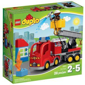 lego 10592 autopompa dei pompieri