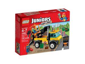 lego 10683 camion dei lavori stradali