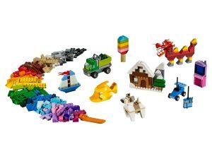lego 10704 scatola creativa