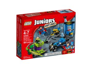 lego 10724 batman e superman vs lex luthor