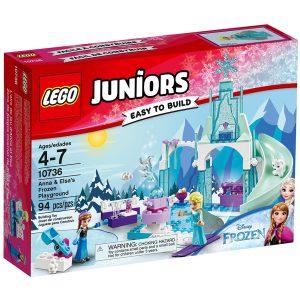 lego 10736 il castello di ghiaccio di elsa e anna