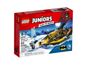 lego 10737 batman contro mr freeze