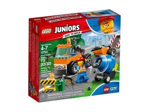 lego 10750 camion della manutenzione stradale
