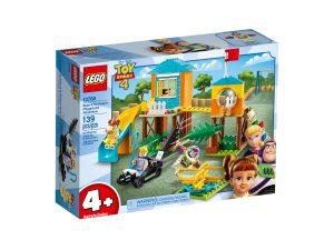 lego 10768 avventura al parco giochi di buzz e bo peep
