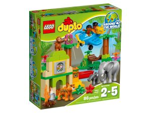 lego 10804 giungla