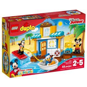 lego 10827 la casa sulla spiaggia di topolino e i suoi amici
