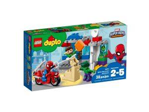 lego 10876 le avventure di spider man e hulk