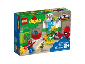 lego 10893 spider man contro electro