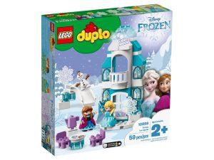 lego 10899 il castello di ghiaccio di frozen