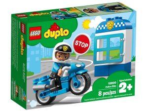 lego 10900 moto della polizia