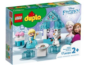 lego 10920 il tea party di elsa e olaf