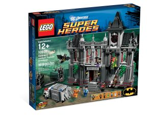 lego 10937 batman evasione dallarkham asylum