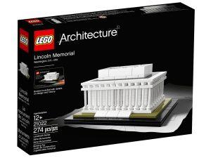 lego 21022 lincoln memorial