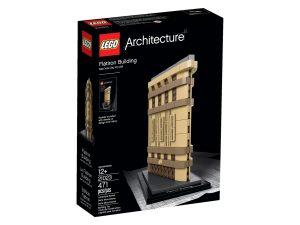 lego 21023 grattacielo flatiron