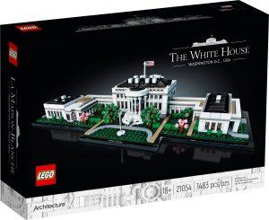 lego 21054 la casa bianca