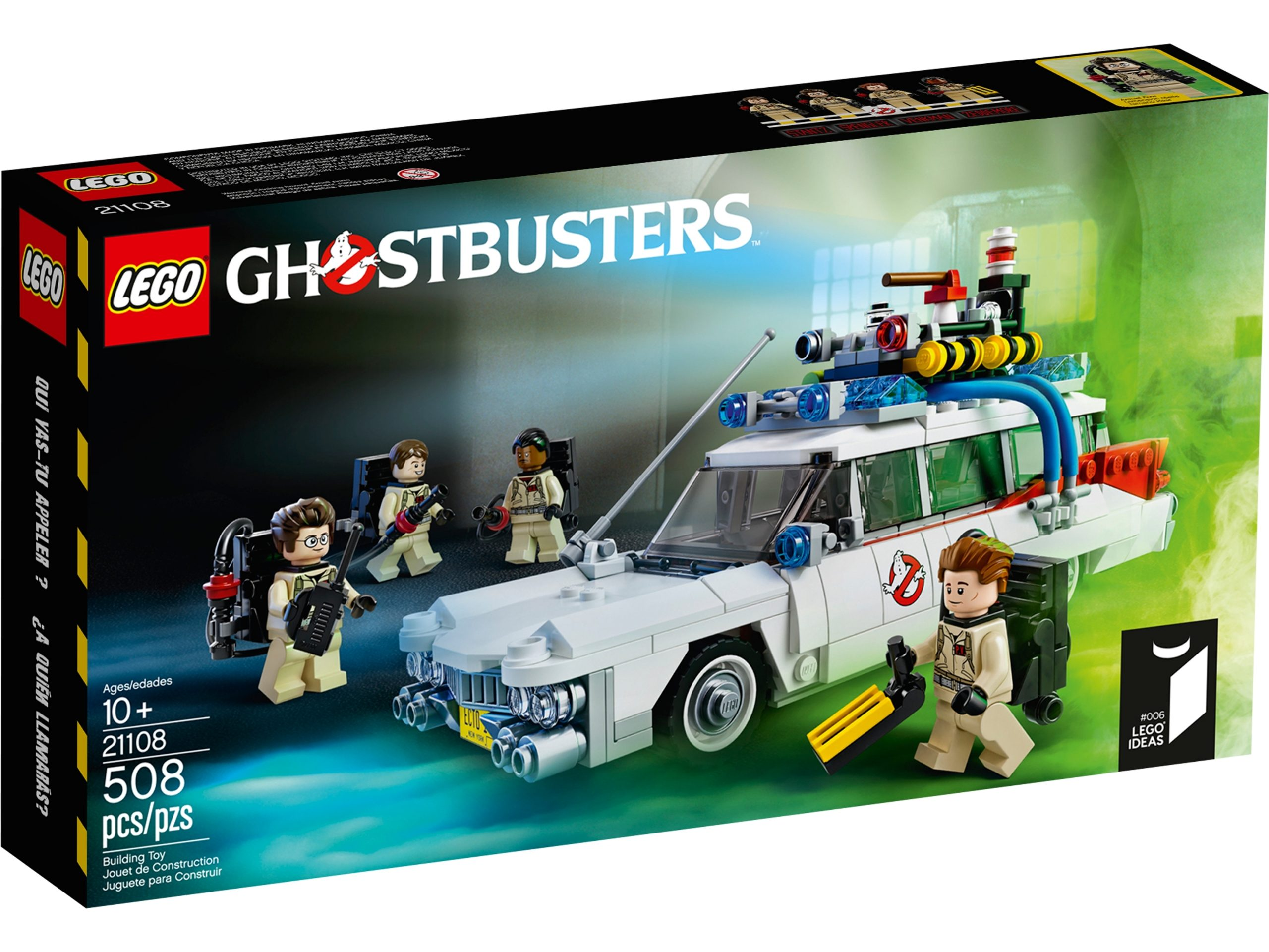 lego 21108 ghostbusters scaled