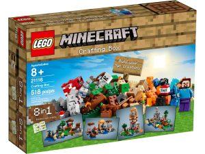 lego 21116 crafting box