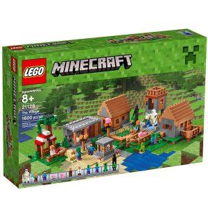 lego 21128 il villaggio