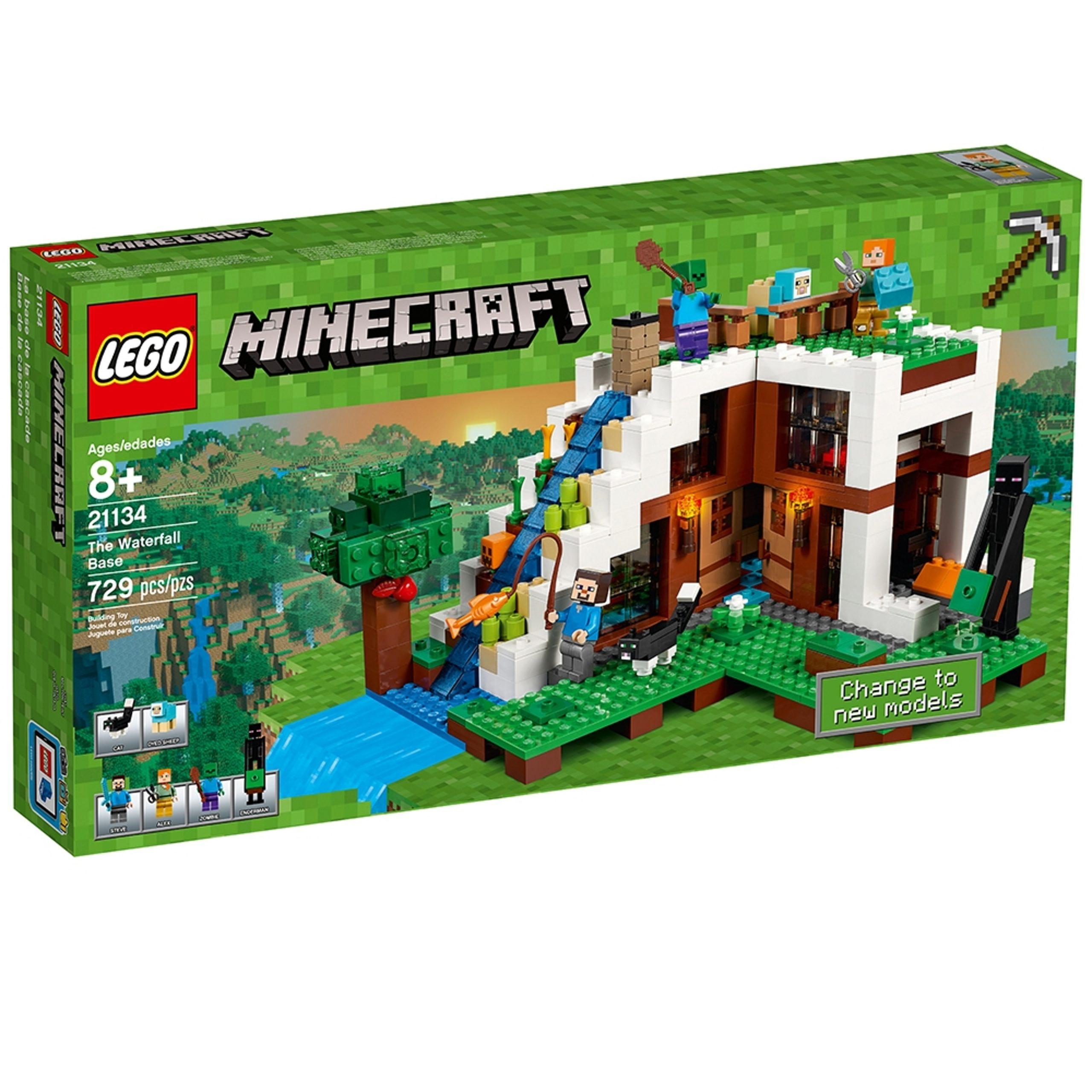lego 21134 la base alla cascata scaled