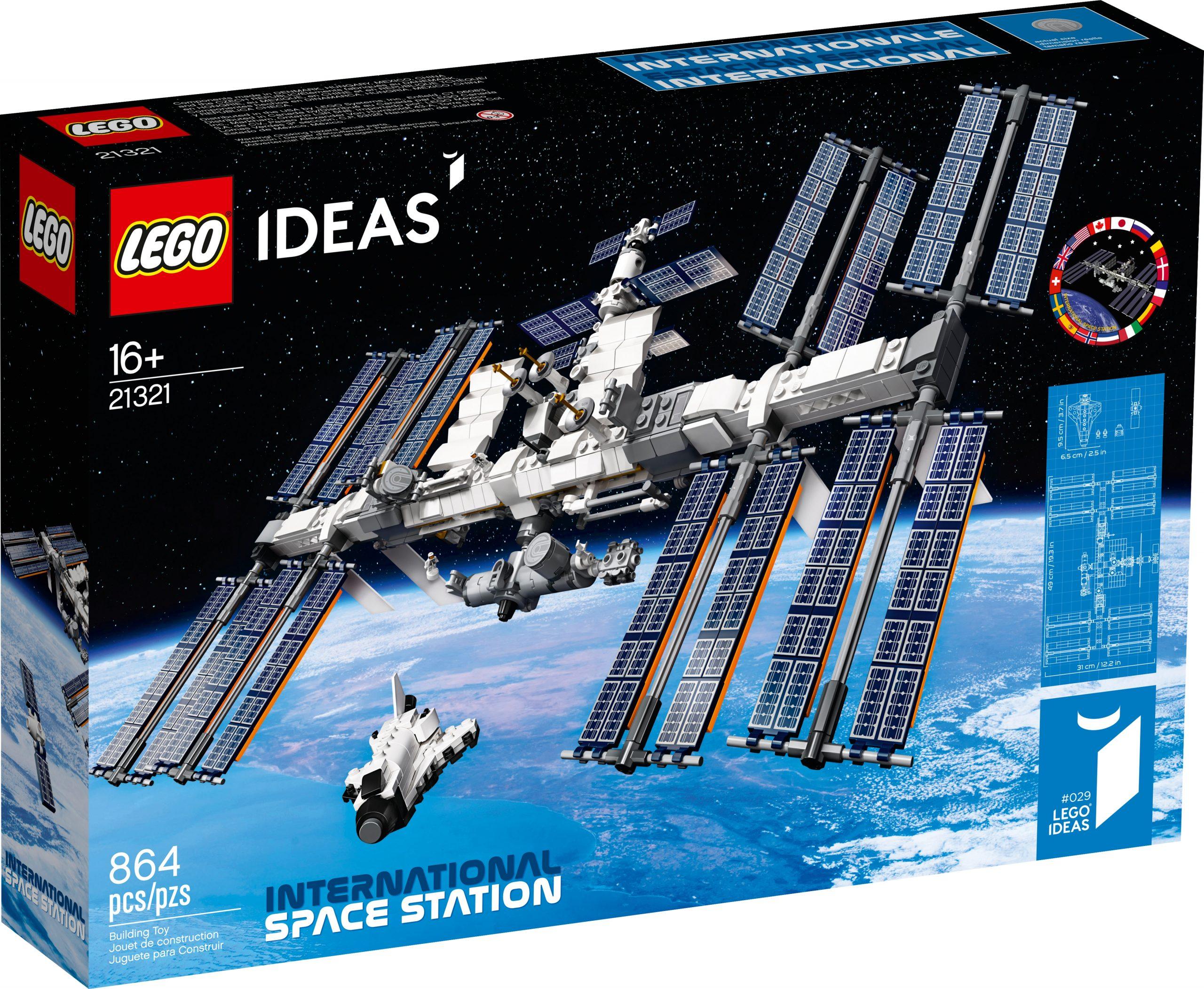 lego 21321 stazione spaziale internazionale scaled