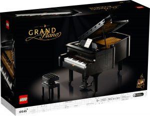 lego 21323 pianoforte a coda