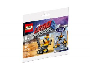 lego 30529 mini mastro costruttore emmet