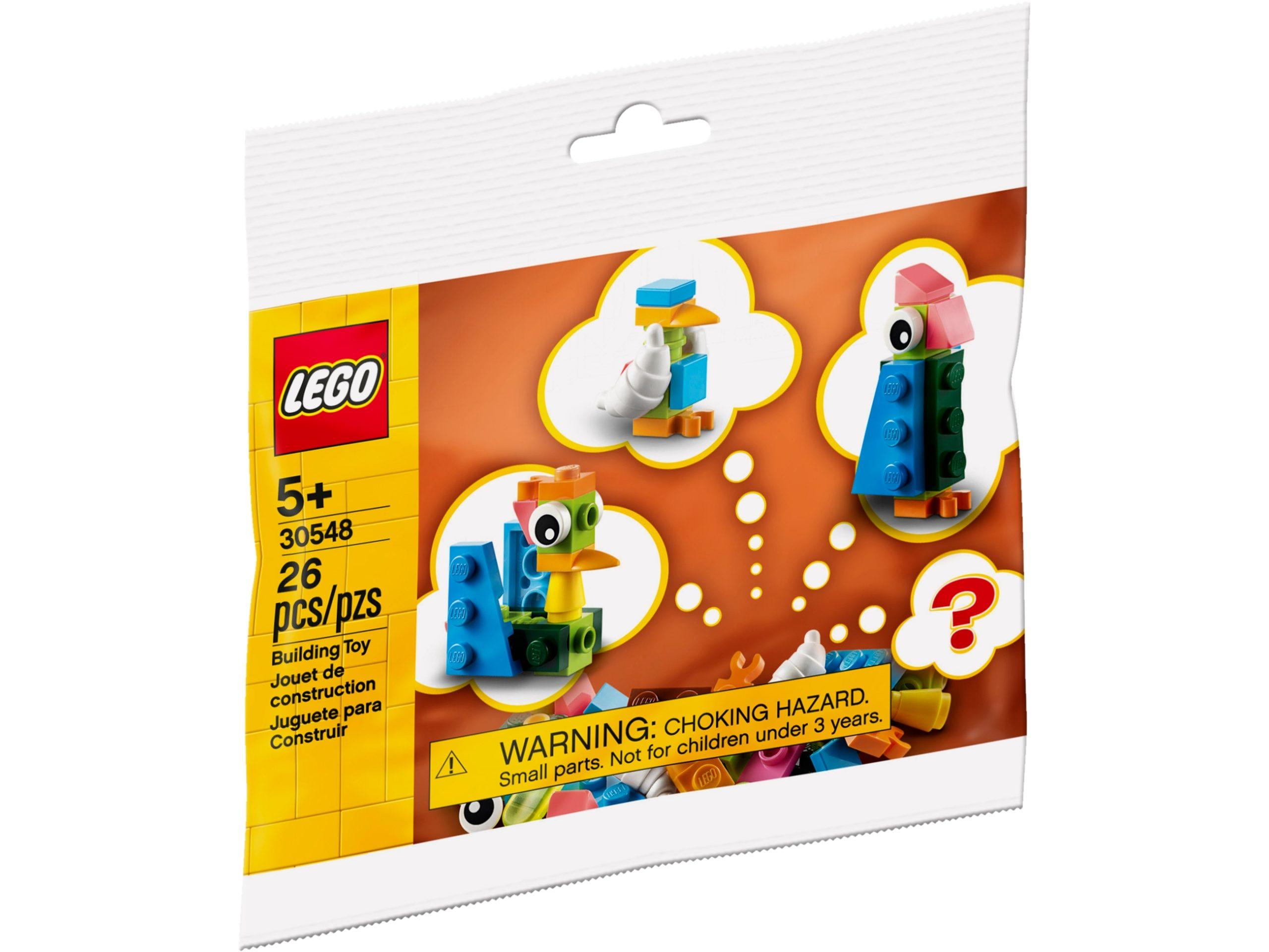 lego 30548 costruisci i tuoi uccelli realizza il tuo modello scaled
