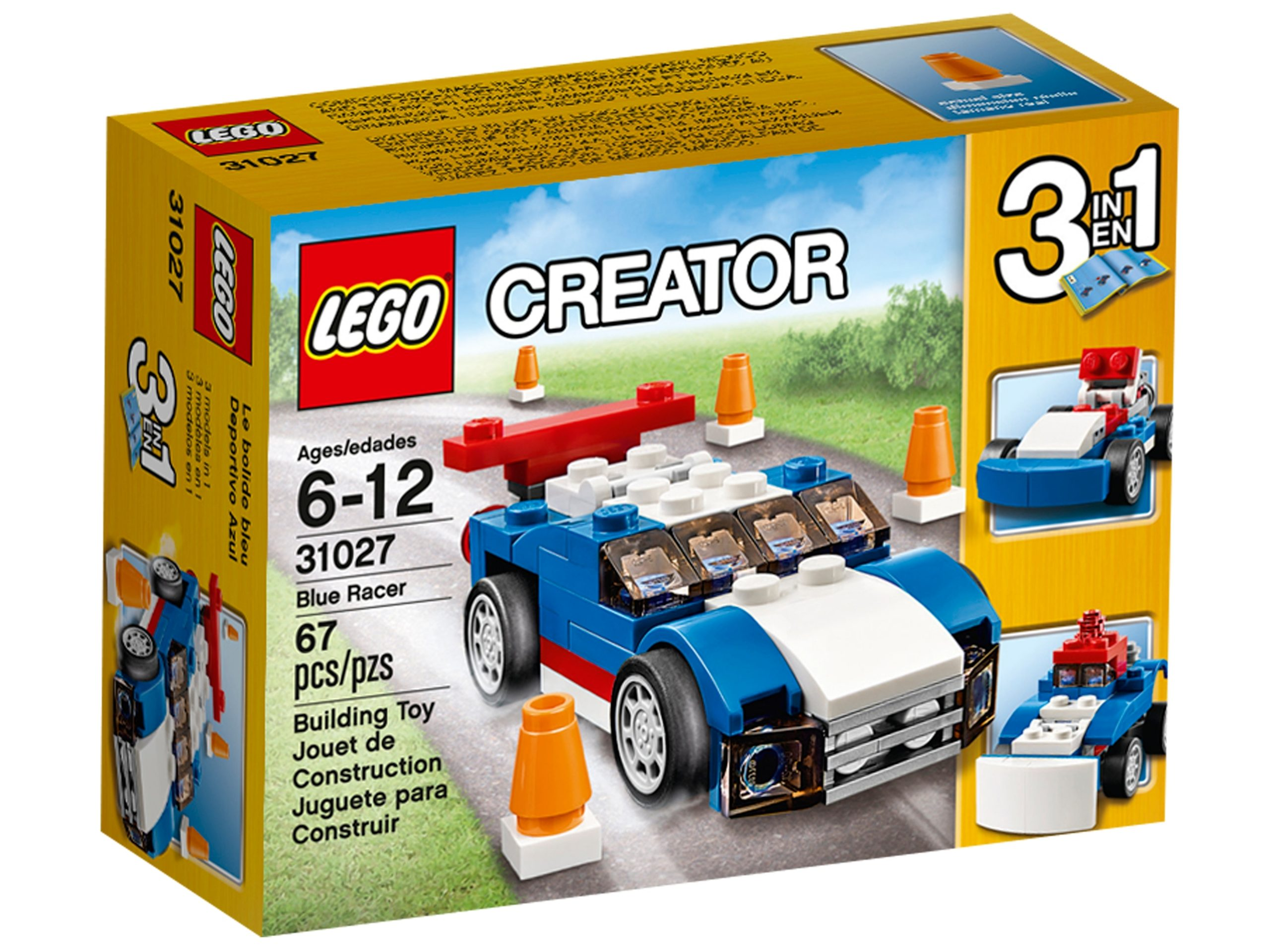 lego 31027 auto da corsa blu scaled